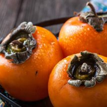 10 Healthy Reasons To Eat a Persimmon Every Day