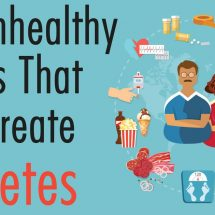 10 Unhealthy Habits That Can Create Diabetes