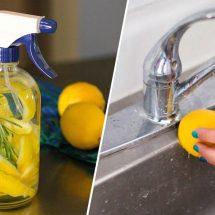 6 Genius Ways To Use Lemon Peels Around The House