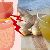 9 Incredible Things Happen To The Body After Drinking Ginger Tea