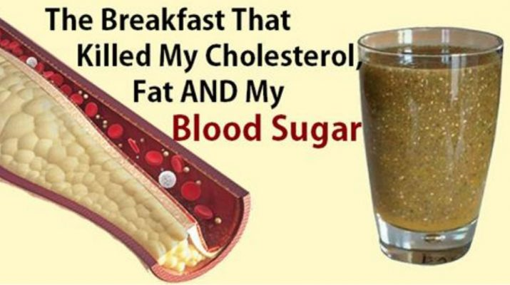 Breakfast-Removes-Cholesterol,-Blood-Sugar-And-Weight