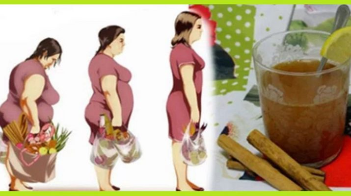This-Honey,-Lemon,-And-Cinnamon-Drink-Will-Help-You-Lose-Pounds-in-One-Week