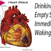 Why Drinking Water First Thing After Waking Up, Has Various Health Benefits