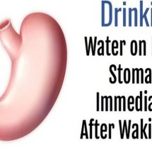 You Will Enjoy These 8 Benefits If You Drink Water On An Empty Stomach