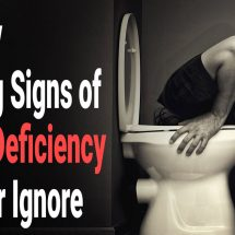 10 Early Warning Signs of A Zinc Deficiency to Never Ignore