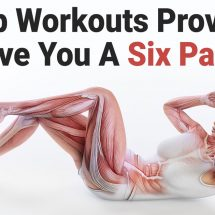 20 Ab Workouts Proven to Give You A Six Pack