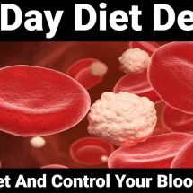 21 Day Diet Detox (To Reset And Control Your Blood Sugar)