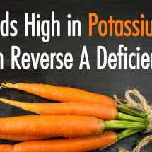 21 Foods High in Potassium That Can Reverse A Deficiency