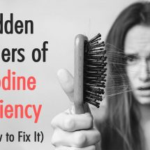 5 Hidden Dangers of An Iodine Deficiency (And How to Fix It)