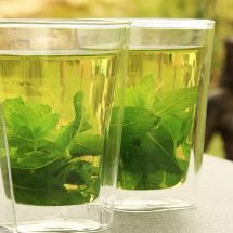 MAGIC Healing Peppermint Tea: Treat Cough, Sore Throat And More