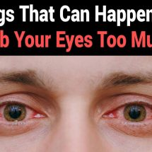 Scientists Explain 5 Things That Can Happen If You Rub Your Eyes Too Much