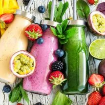 Three Healthy Summer Smoothie Recipes You Need To Try