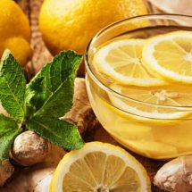 Turmeric Ginger Lemonade to Relieve Joint Pain, Reduce Blood Pressure, Boost Heart Health and Immune System