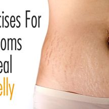 5 Exercises For New Moms That Heal Your Belly