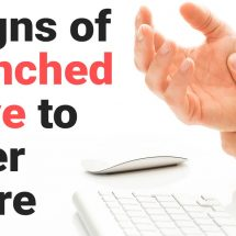 6 Signs of A Pinched Nerve to Never Ignore