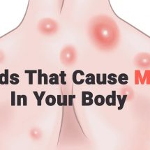7 Foods That Cause Mucus In Your Body