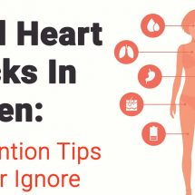 Avoid Heart Attacks In Women: 7 Prevention Tips to Never Ignore