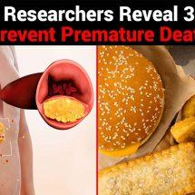 Harvard Researchers Reveal 3 Ways to Prevent Premature Death