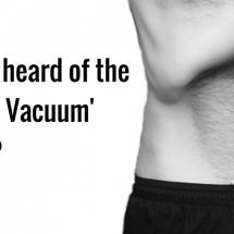 This 'Stomach Vacuum' Exercise Can Melt The Most Stubborn Belly Fat