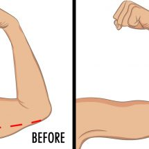 4 Exercises That Melt Underarm Fat