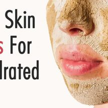 5 DIY Skin Masks For Dehydrated Skin