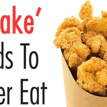 7 'Fake' Foods To Never Eat