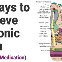 7 Ways to Relieve Chronic Pain (Without Medication)