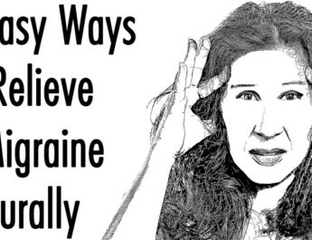 8 Easy Ways to Relieve A Migraine Naturally