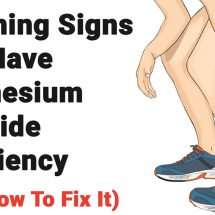 Alarming Signs You Have Magnesium Chloride Deficiency (And How To Fix It)