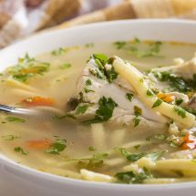 This Chicken Noodle Soup Recipe May Be The Best Ever (And 1 Million People Agree)