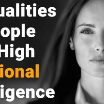 13 Qualities of People with High Emotional Intelligence