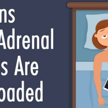 7 Signs Your Adrenal Glands Are Overloaded