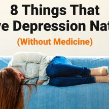 8 Things That Relieve Depression Naturally (Without Medicine)