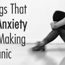 8 Ways To Stop Anxiety From Making You Panic