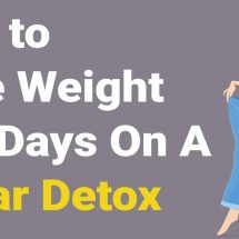 How to Lose Weight In 3 Days On A Sugar Detox