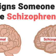 10 Signs Someone May Be Schizophrenic