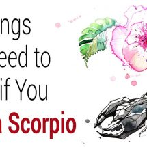 10 Things You Need to Know if You Love a Scorpio