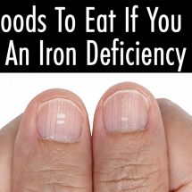 11 Foods To Eat If You Have An Iron Deficiency