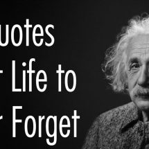 15 Quotes About Life to Never Forget