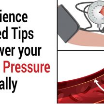 15 Science Backed Tips to Lower your Blood Pressure Naturally