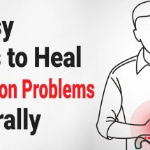 5 Easy Ways to Heal Digestion Problems Naturally