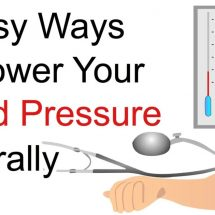 5 Easy Ways to Lower Your Blood Pressure Naturally