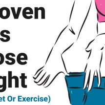 7 Proven Ways to Lose Weight (Without Diet or Exercise)