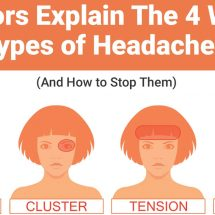 Doctors Explain The 4 Worst Types of Headaches (And How to Stop Them)