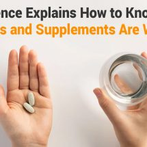 Science Explains How to Know If Vitamins and Supplements Are Working
