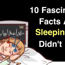 10 Fascinating Facts About Sleeping You Didn't Know