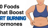 10 Foods That Boost Your Fat Burning Hormones