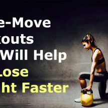 5 One-Move Workouts That Will Help You Lose Weight Faster