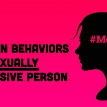 7 Behaviors A Sexually Aggressive Person Displays Before Revealing Themselves