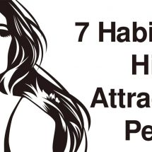 7 Habits of Highly Attractive People
